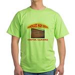 Domingues High School Green T-Shirt