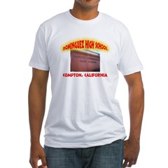 Domingues High School Fitted T-Shirt