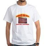 Domingues High School White T-Shirt