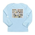 48 Hens Promo Long Sleeve Infant T-Shirt
