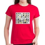 48 Hens Promo Women's Dark T-Shirt