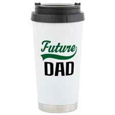 Future Dad Gift Ceramic Travel Mug