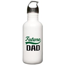 Future Dad Gift Water Bottle