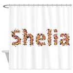 Shelia Fiesta Shower Curtain