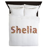 Shelia Fiesta Queen Duvet