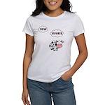 Cow Hugger Women's T-Shirt