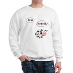 Cow Hugger Sweatshirt