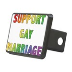 SUPPORT_GAY_MARRIAGE_1.jpg Rectangular Hitch Cover