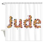 Jude Fiesta Shower Curtain