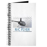 Radio Control Flyer Helicopter Journal