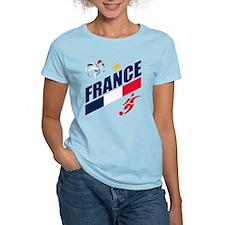 France World Cup Soccer T-Shirt