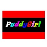 Cool Puddygirl Postcards (Package of 8)