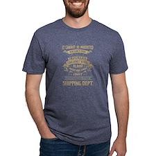 Surfing Black T-Shirt