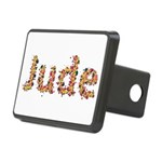 Jude Fiesta Rectangular Hitch Cover