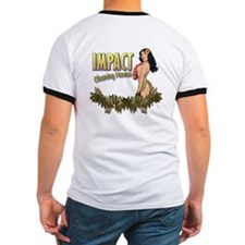 Impact Cleaning Hawaii Hula Girl (BACK)