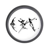 Athletics Field Events Wall Clock