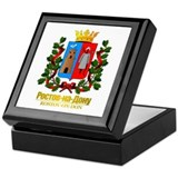 Rostov-on-Don COA Keepsake Box