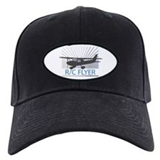 RC Flyer Hign Wing Airplane Baseball Cap