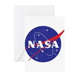 NASA Logo Greeting Cards (Pk of 20)