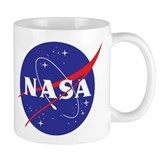 NASA Logo Small Mugs