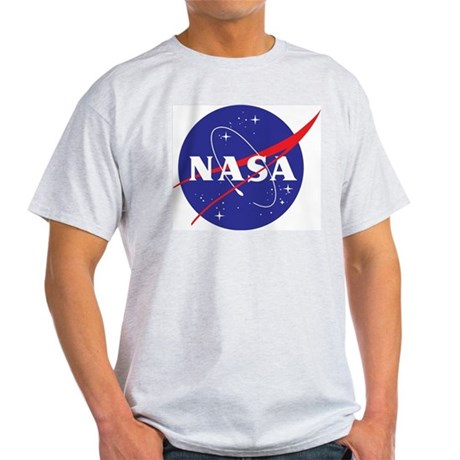 NASA Logo Light T-Shirt