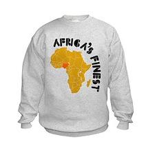 Nigeria Africa's finest Sweatshirt