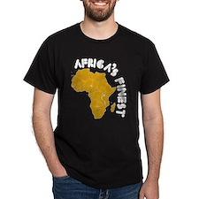 Rwanda Africa's finest T-Shirt