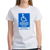 Women's No Parking T-Shirt
