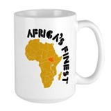 South Sudan Africa's finest Mug