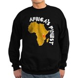 Tanzania Africa's finest Sweatshirt