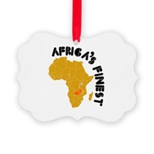 Zambia Africa's finest Ornament