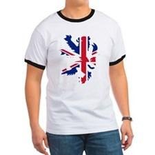 Funny Queen of england T