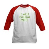 I will follow You Tee