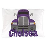 Trucker Chelsea Pillow Case
