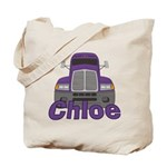 Trucker Chloe Tote Bag