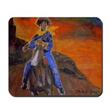Mousepad ~ Buffalo Soldier