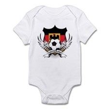 Germany World Cup Soccer Infant Bodysuit