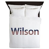 Wilson Stars and Stripes Queen Duvet