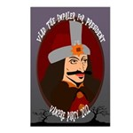 Vlad The Impaler 2012 Vampire Postcards