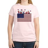 Cool Independence day T-Shirt