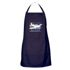 RC Flyer Low Wing Airplane Apron (dark)