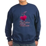 I heart Catherine Willows4.png Sweatshirt