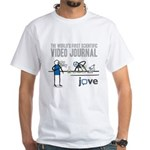 JoVE White T-Shirt