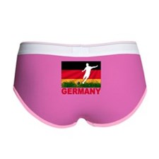 Germany World Cup Soccer Women's Boy Brief
