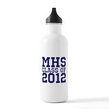 2012 Graduation Water Bottle