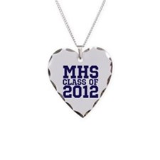 2012 Graduation Necklace