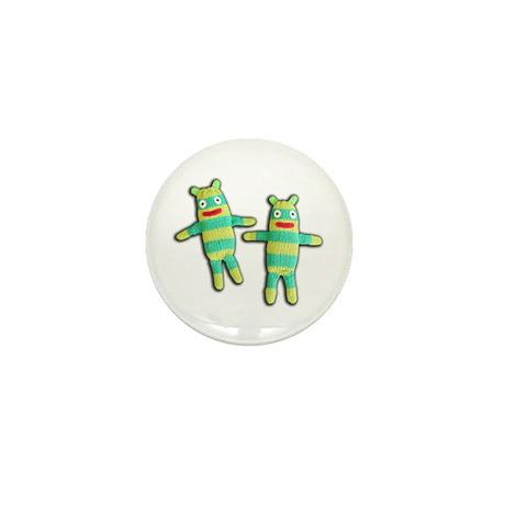 Bob-Jack Mini Button (10 pack)