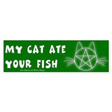 MCAYF (Green) - Bumper Bumper Sticker