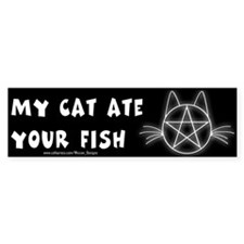 MCAYF (Black) - Bumper Bumper Sticker