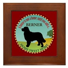 Bernese Framed Tile